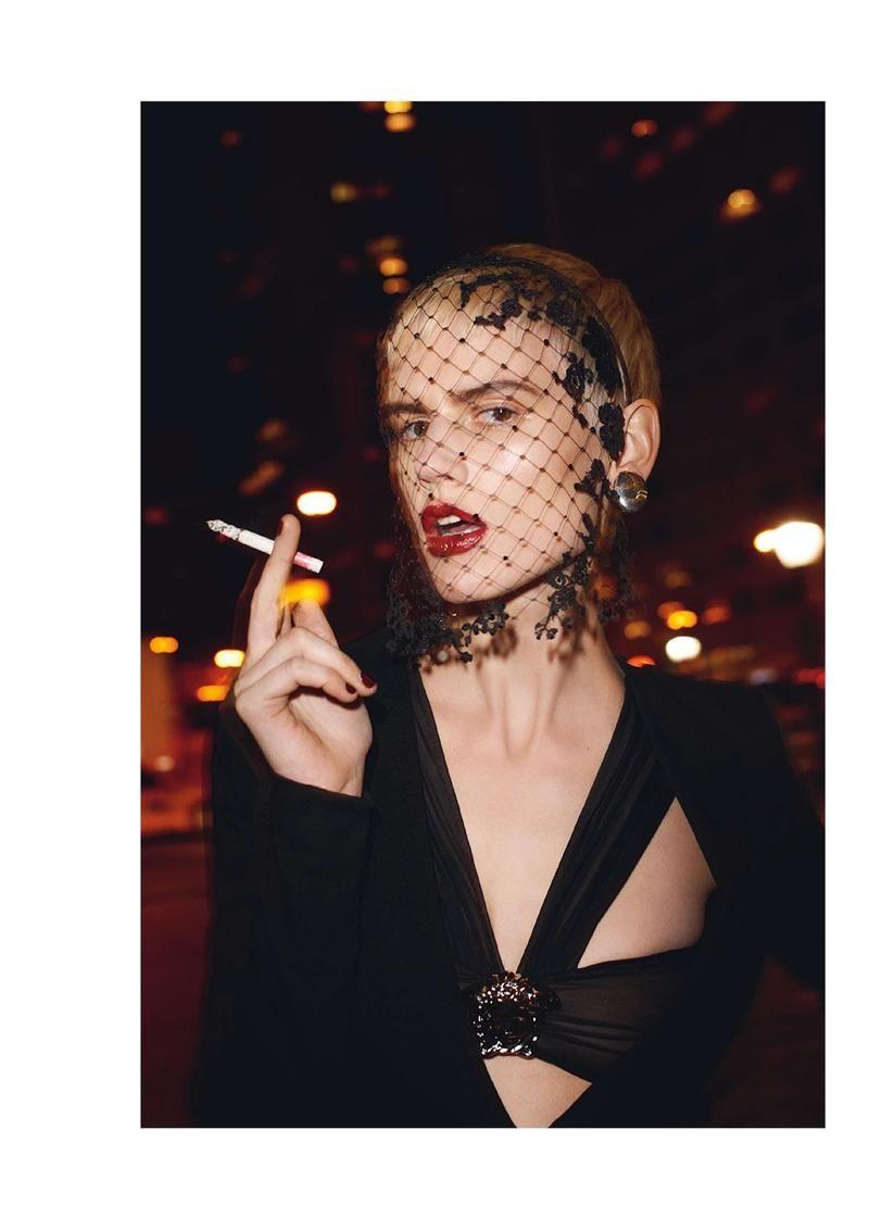 Vogue Paris - Saskia