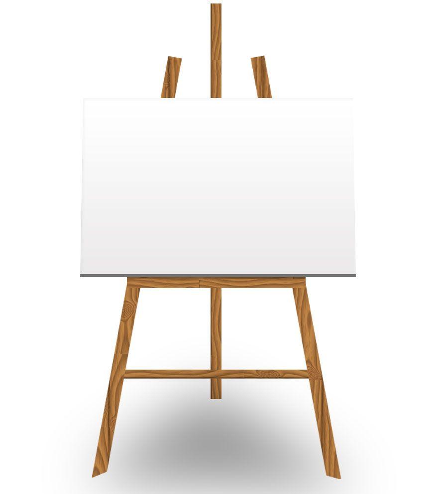 Canvas Easel Painting Canvas Painting Canvas