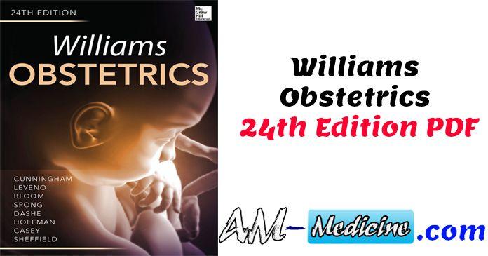 Williams Obstetrics 24th Edition Ebook