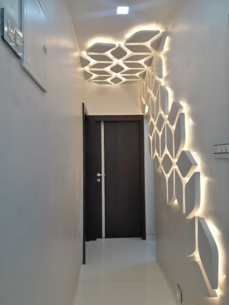 Cover Roof Top And Side Walls Lighting Design Which Impress Your Guest In 2020 Ceiling Design Modern Ceiling Design Living Room Luxury Interior Design
