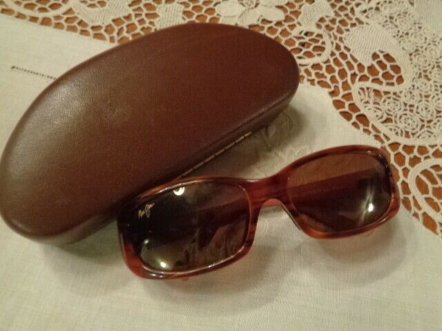 42c302dda607b MAUI JIM MJ-219-12 Punchbowl polarized sunglasses hard case Pink Tortoise   affilink  polarizedsunglasses  womensunglasses  mensunglasses   kidsunglasses   ...