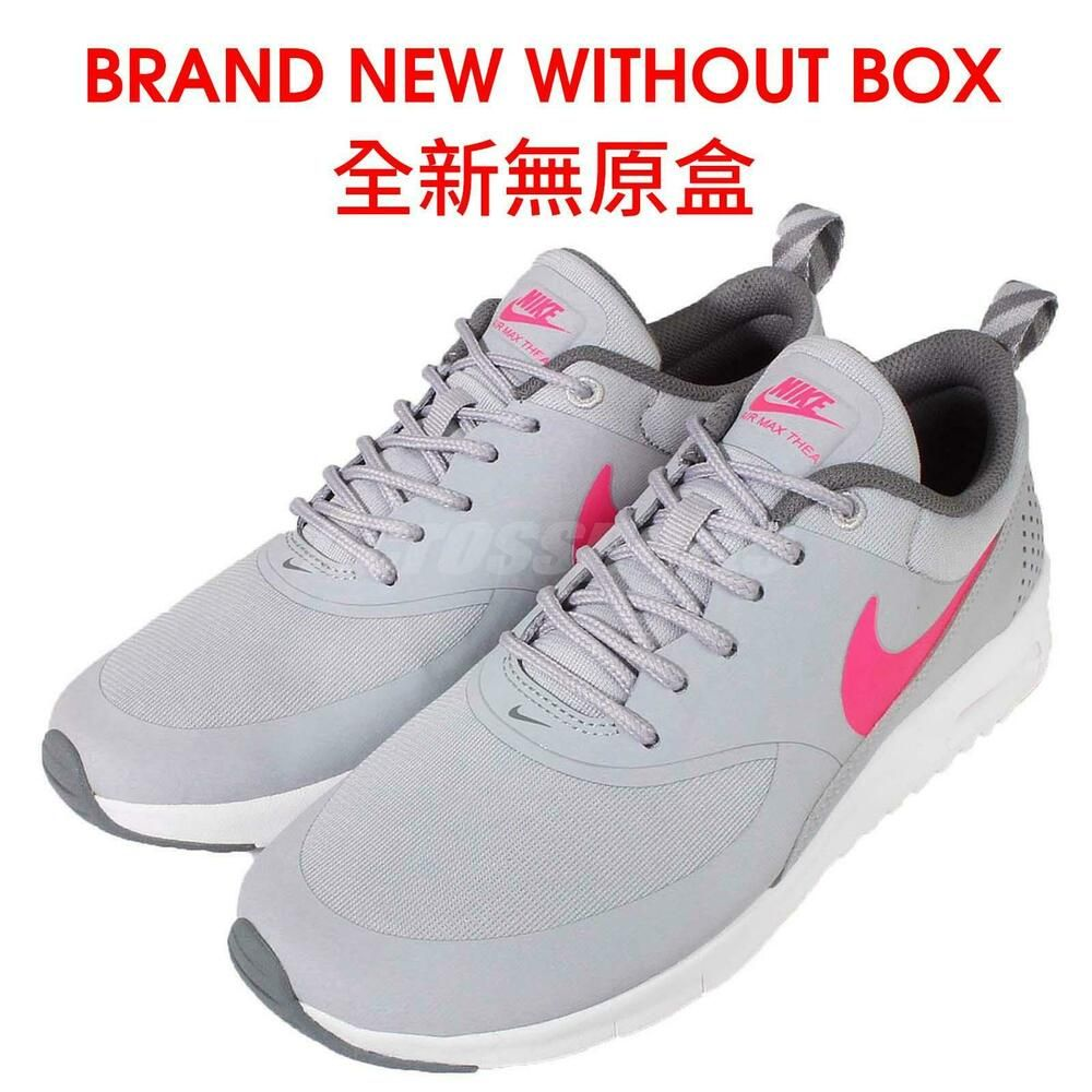 be325d6a5a (Sponsored)eBay - Nike Air Max Thea GS Without Box NWOB Kid Youth Shoes