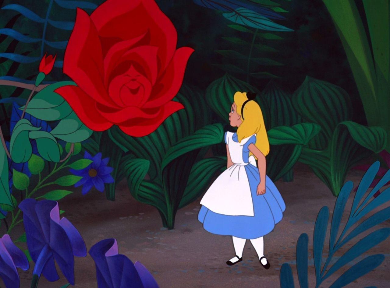 Alice In Wonderland 1951 Dibujos Pais De Las Maravillas