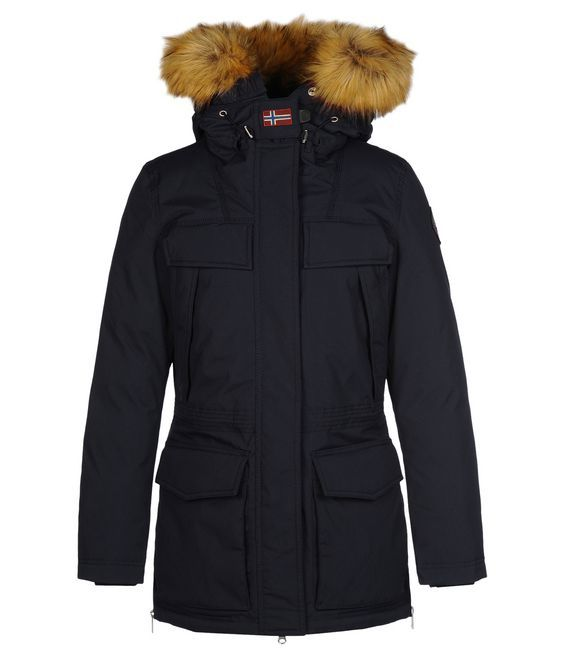 NAPAPIJRI SKIDOO OPEN WOMAN LONG Skidoo D f | Clothes