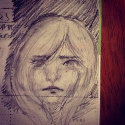 Agenda Notebook Doodle #1  Booopis  7th Grade Work