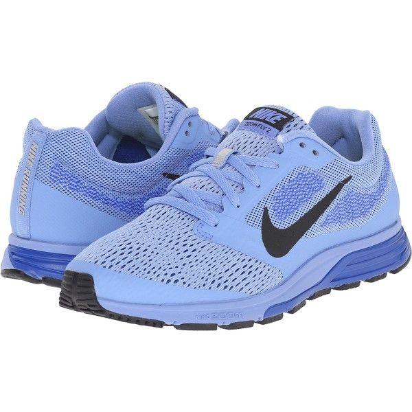Nike Zoom Fly 2 (Chalk Blue/Racer Blue/Black) Women's Running Shoes