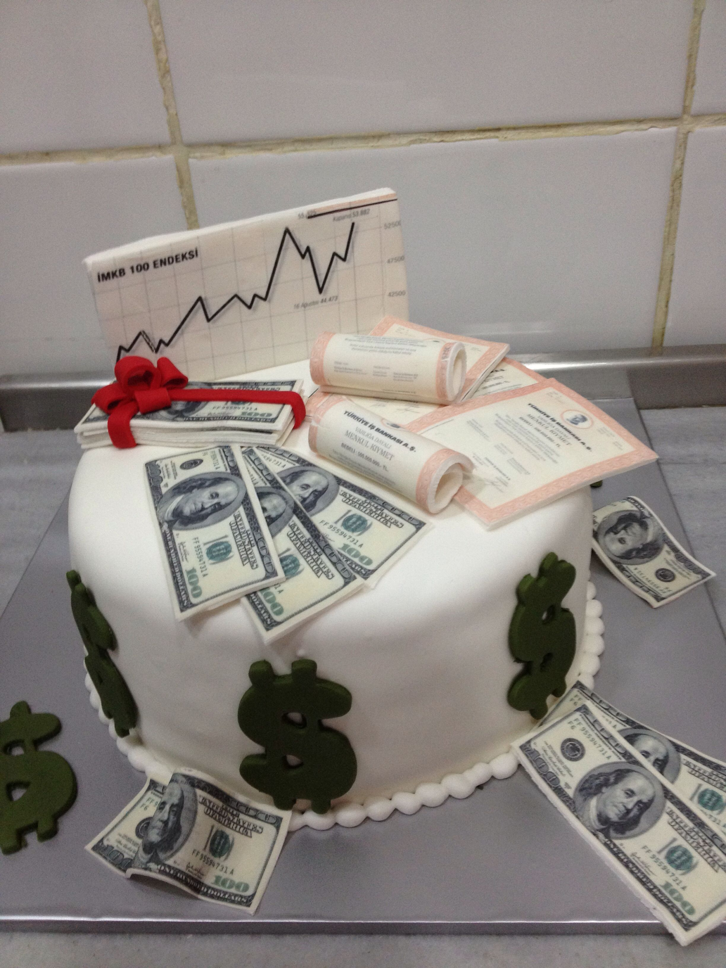 #Birthday #Cake #Money #Dollar #Euro