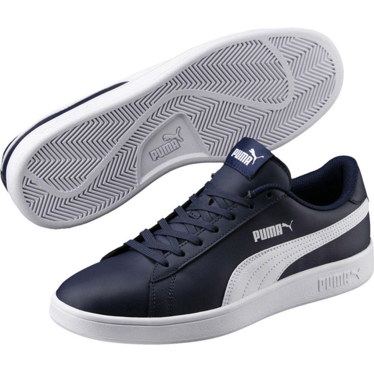 Shoes Puma Smash v2 LM 365215 05 navy