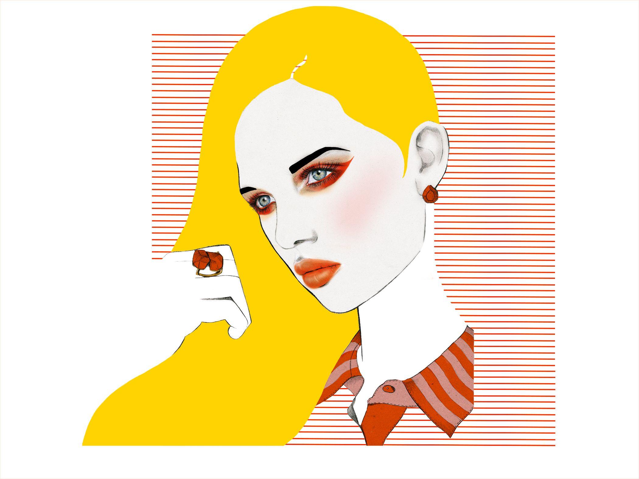 Work - reworked. Illustration by www.kellythompson.co.nz