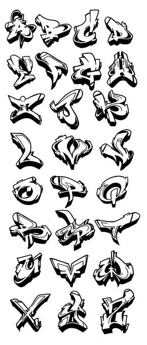 Pin By Arlind Xhakolli On Font Graffiti Lettering