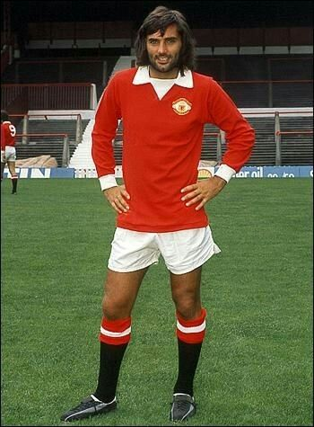 more photos b2f91 1c13a George Best Man Utd | Soccer | Manchester united players ...