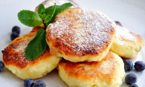 Творожники или сырники из творога | Идеи для блюд, Десерты ...