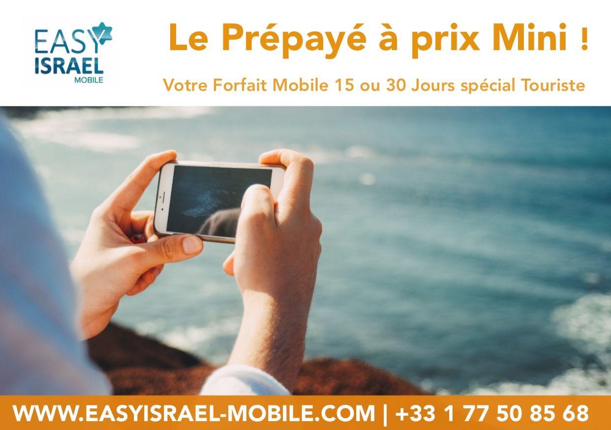 Epingle Par Easy Israel Mobile Sur Carte Sim Israelienne Forfait