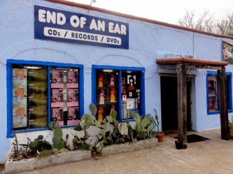 End Of An Ear Record Store Austin Tx Vinyl Store