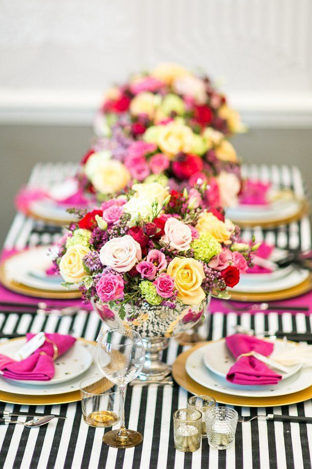 The Perfect Brunch Valentine Table Decorations Kate Spade Wedding Kate Spade Inspired Wedding