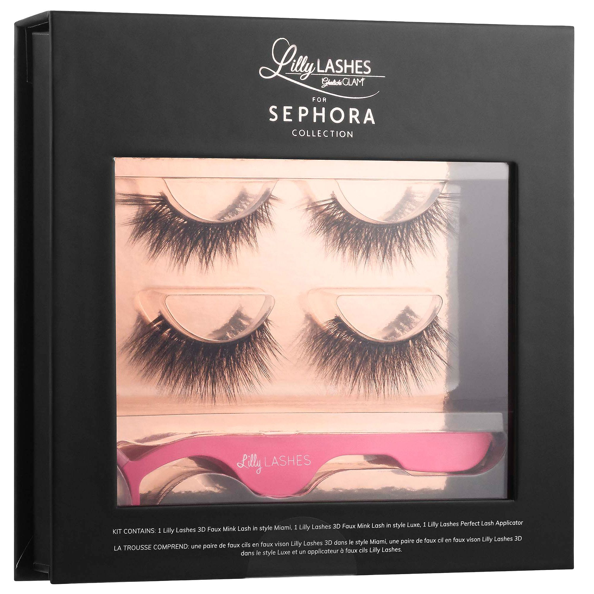 Lilly Lashes For Sephora Collection Perfect Pair Lash Kit
