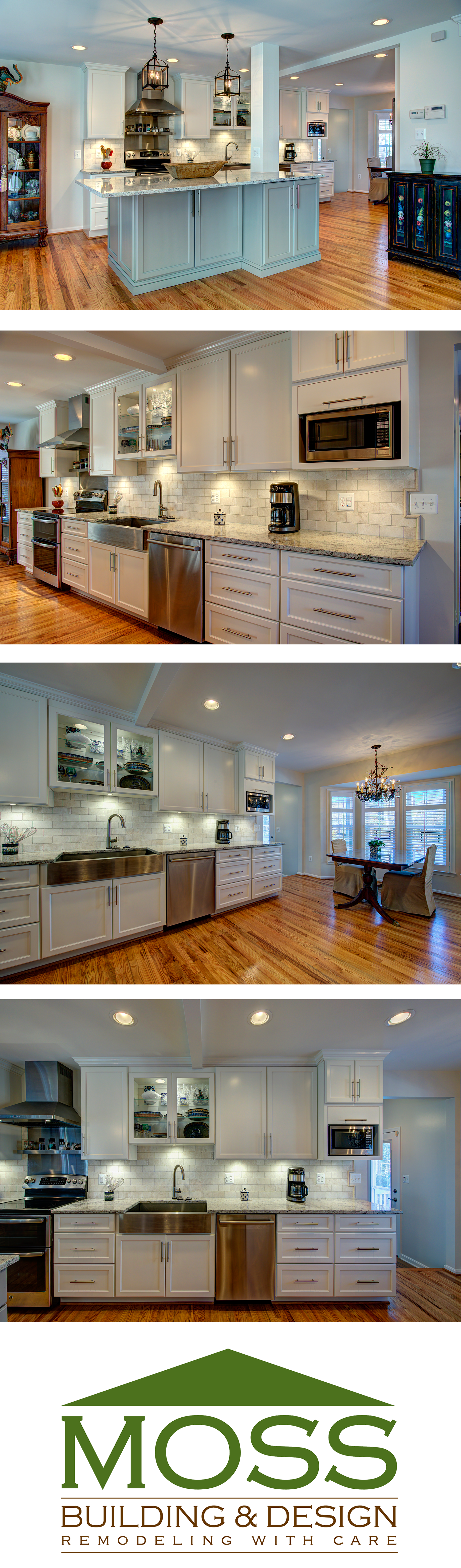 Beautiful This #kitchen #remodel Was Completed In Chantilly, VA