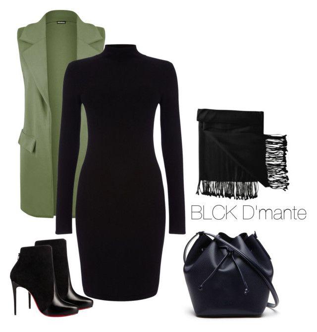 How to wear a long vest/sleeveless blazer in winter