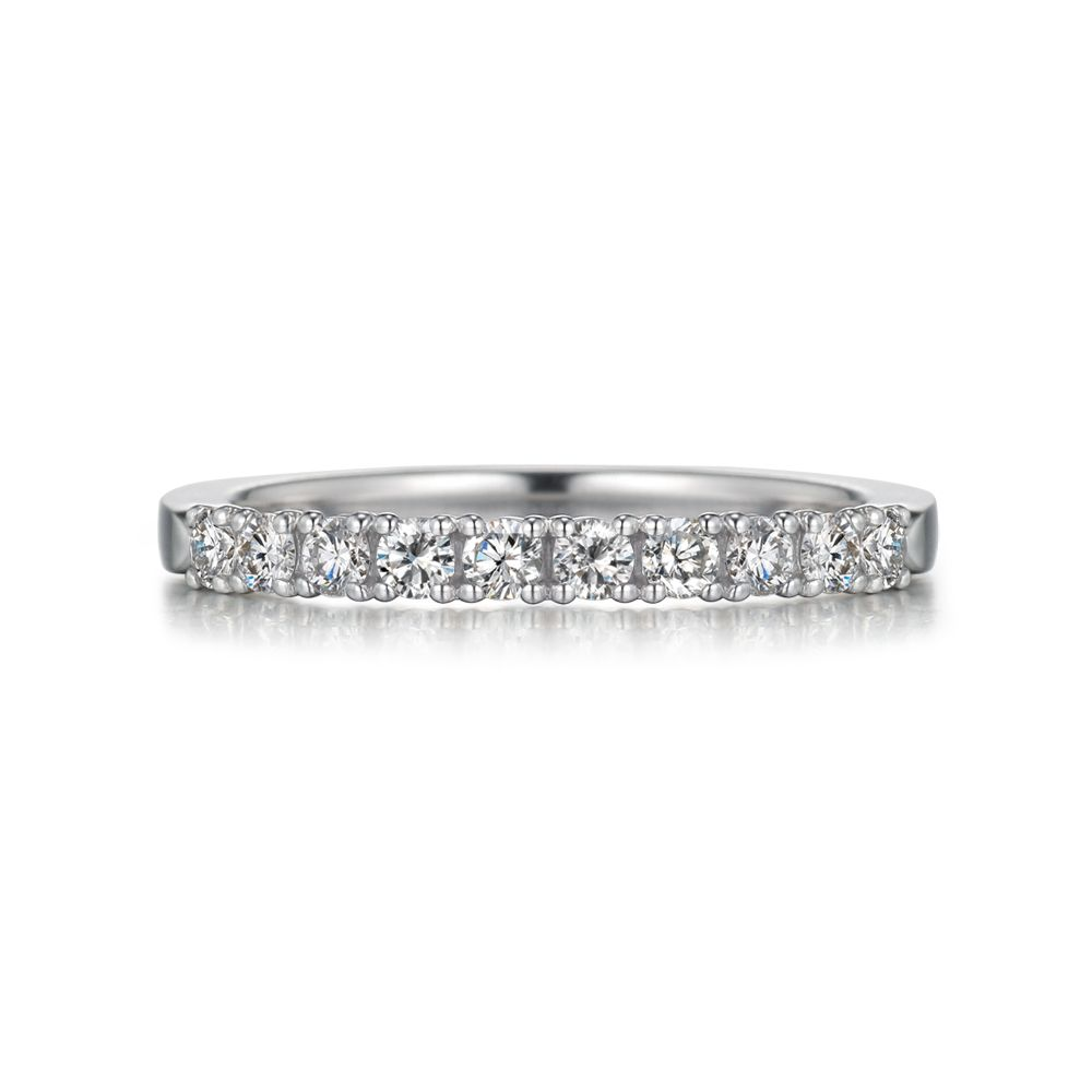 Timeless Love (double ring) Ring