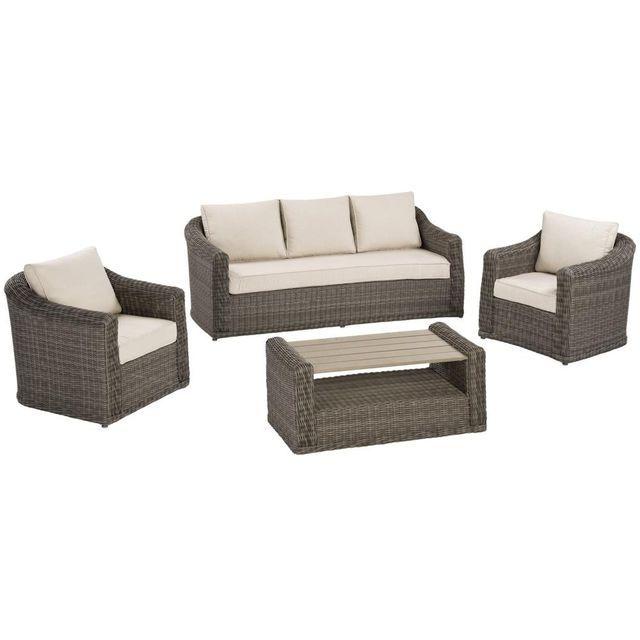 Zestaw Mebli Ogrodowych Lizbona Outdoor Furniture Outdoor Furniture Sets Outdoor Sofa