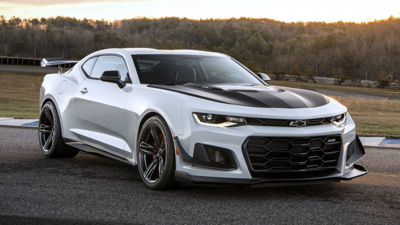2019 Chevy Camaro Zl1 1le Faster With New Automatic Option Camaro Zl1 Chevrolet Camaro Zl1 Chevrolet Camaro