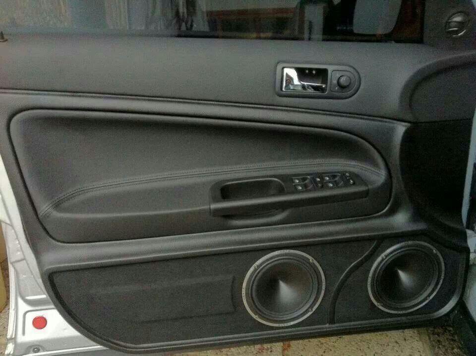 Golf 4 Doors Car Audio Fabrication Car Audio Car
