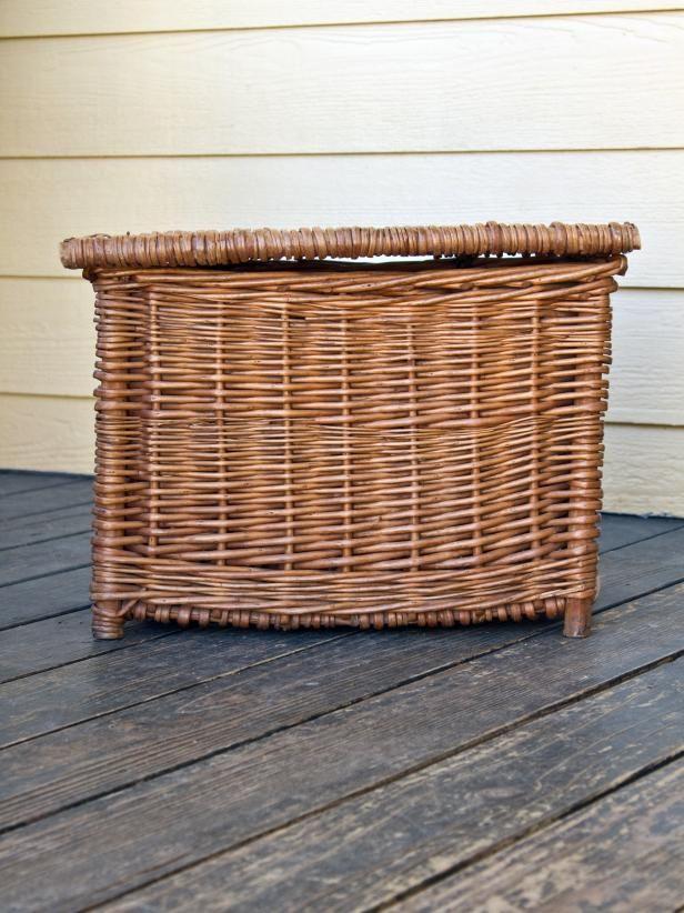Basket for a Christmas Tree