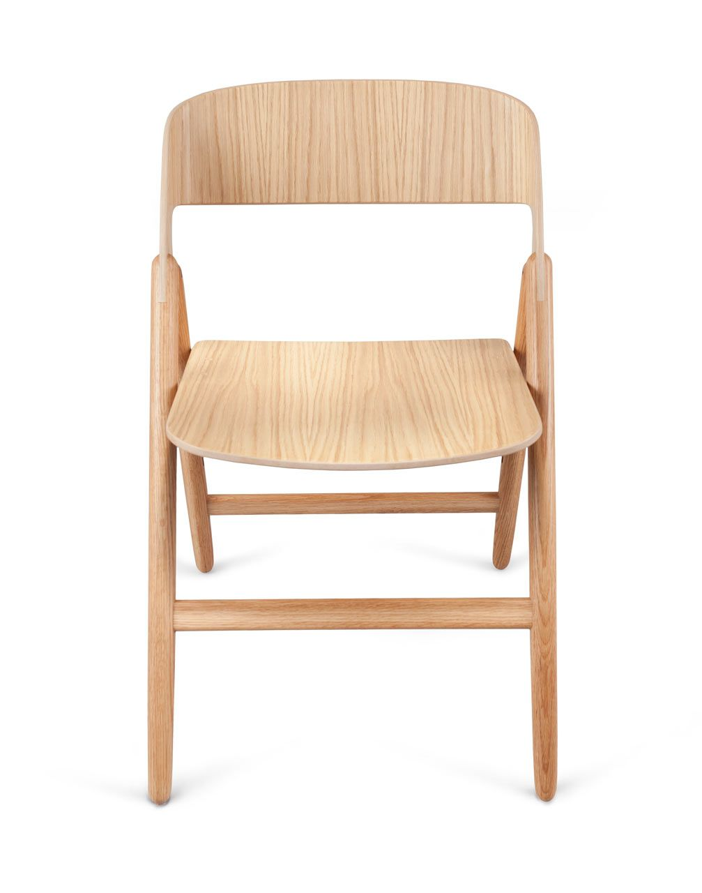 the folding chair gets a modern update wooden folding chairs