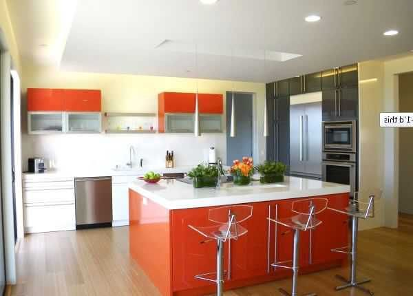 Interior Painting Color Ideas  Interior Paint Color Schemes 2012 Amusing Modern Kitchen Design Trends 2012 Inspiration