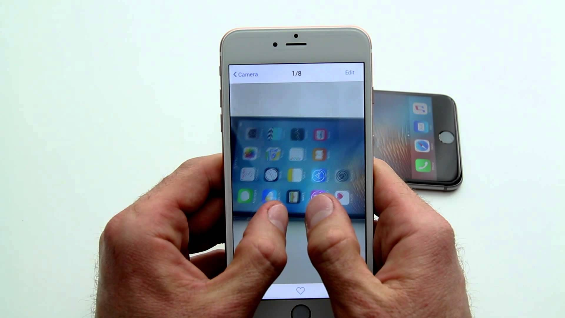 FAKE Rose Gold iPhone 6S Plus (***BUYER BEWARE