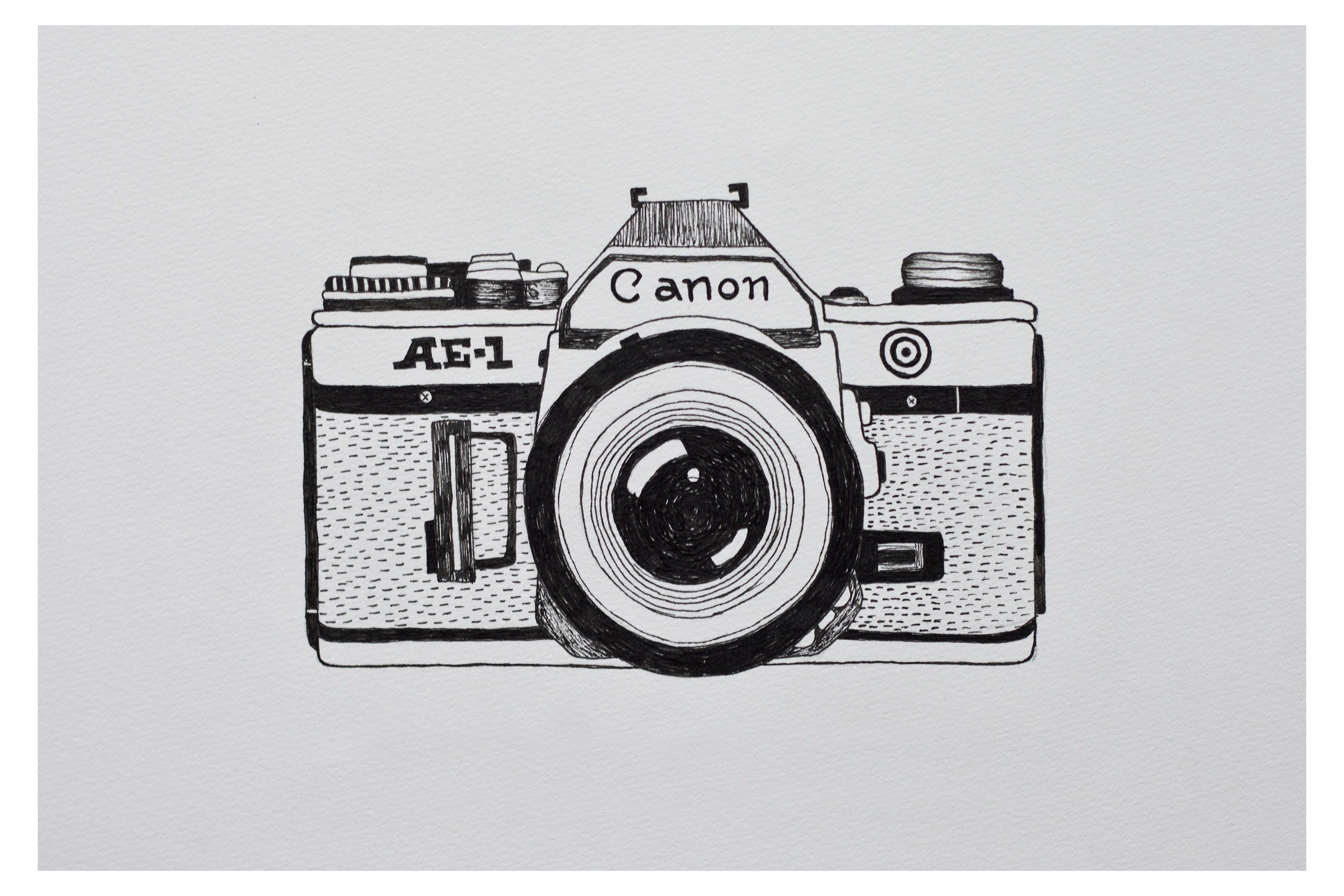 20+ Photographer Clipart Black And White