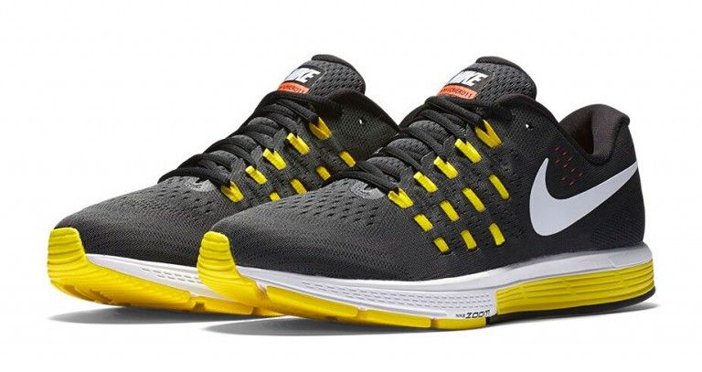 Nike Air Zoom Vomero 11 Color:Anthracite/Noir Blanc Style Code