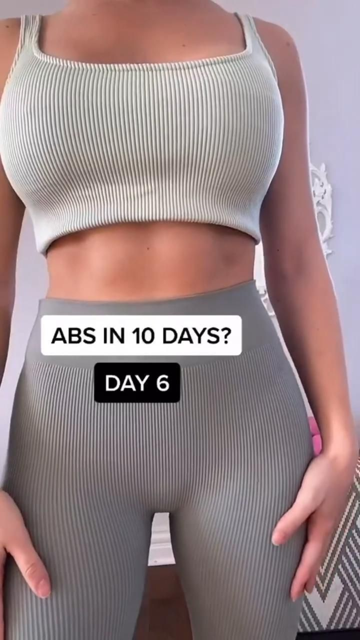 ABS IN 10 DAYS?!🤩