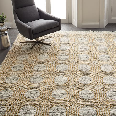 Modern Rugs  Wool Rugs west elm Sandra\u0027s Contemporary Home