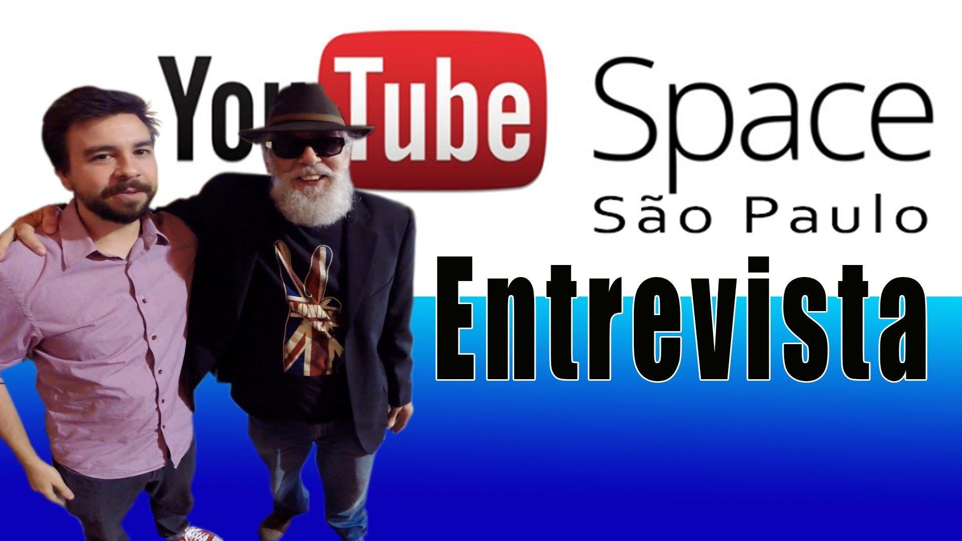 Entrevista Otávio Albuquerque Rolê Gourmet e Youtube Spaces