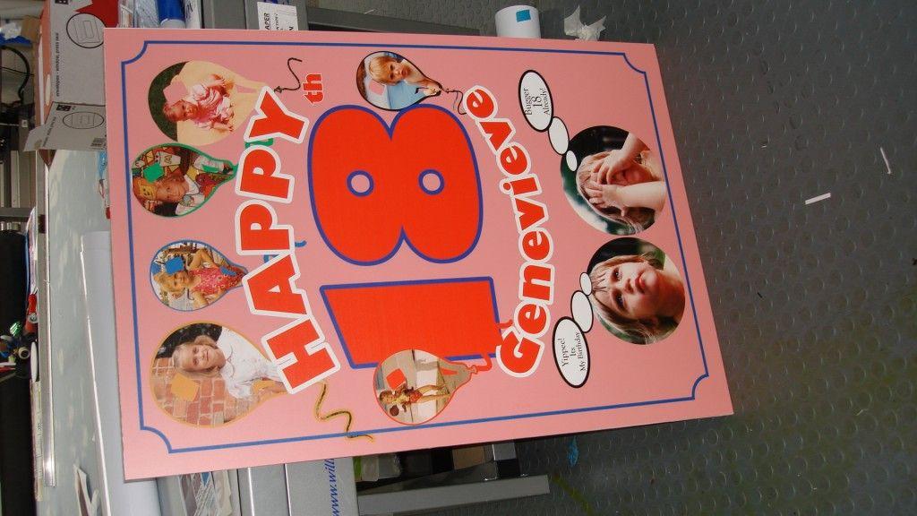 Giant Birthday Card My Birthday Pinterest Birthdays