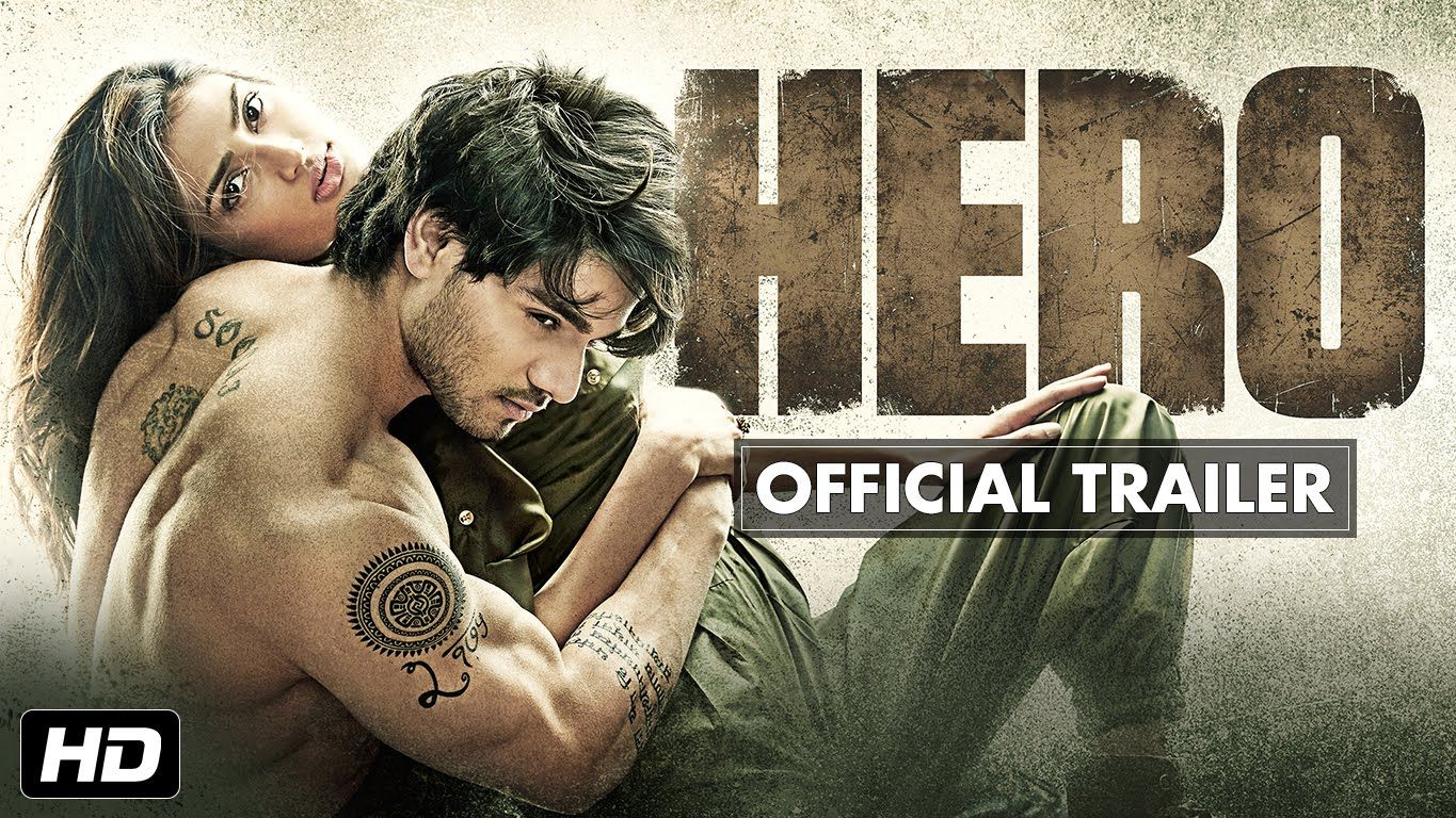 hero | official trailer | sooraj pancholi | latest hindi movies