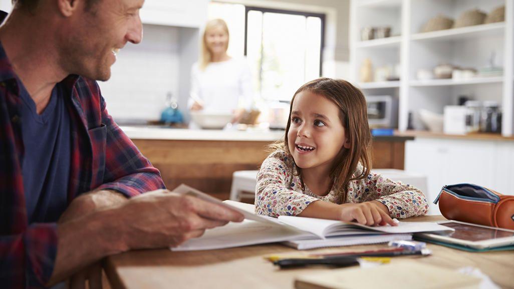 How to encourage good homework habits BabyCenter
