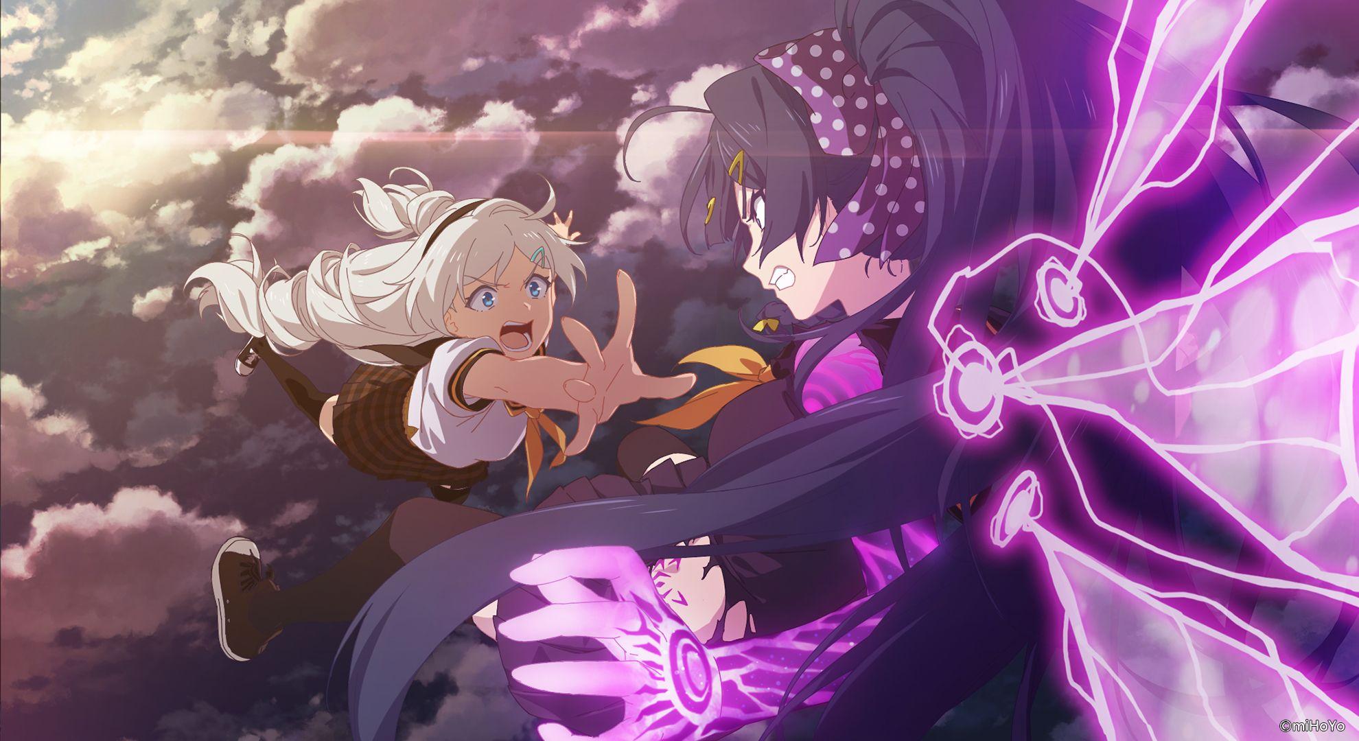 Honkai impact 3rd on twitter anime anime art fantasy