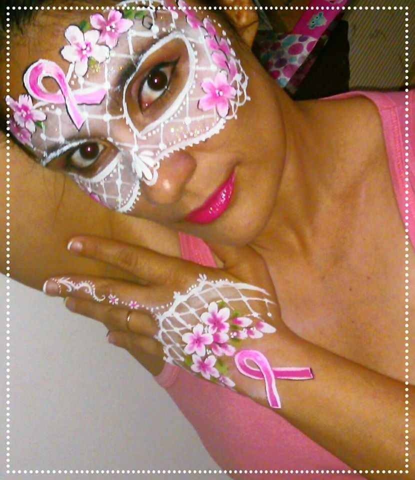 Maquiagem Outubro Rosa Combate ao Câncer de Mama