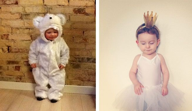 Proud to present......My kid, the polarbear <3