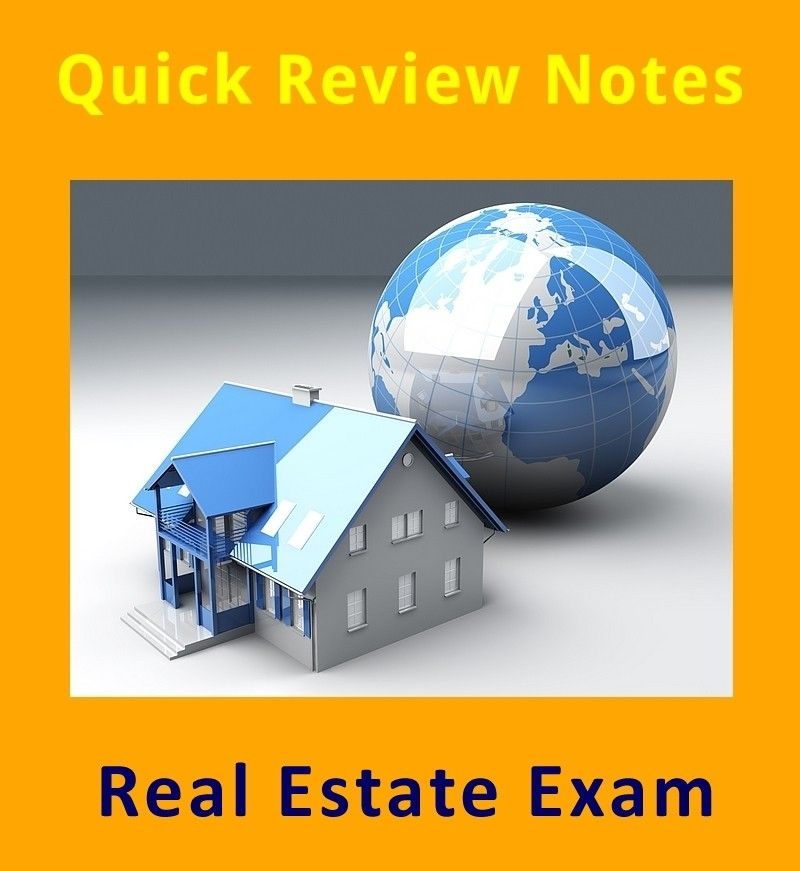 200 Quick Review Facts Ny State Real Estate Exam Real Estate