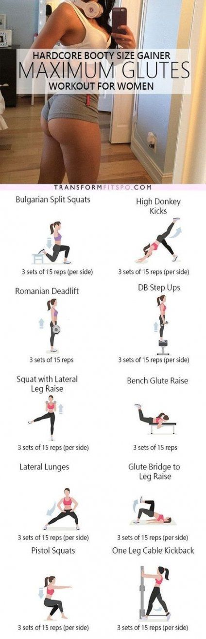47 Ideas fitness motivation body booties muscle #motivation #fitness