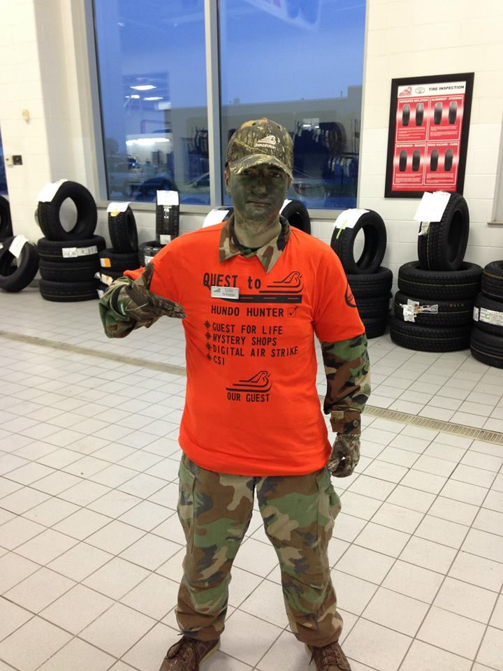 Tyler Schuppe As Hundo Hunter Bergstrom Toyota Scion Of Oshkosh At Exit 116 Oshkosh Shopping Style
