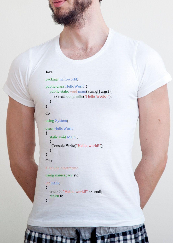 7819f867d3 Nerdy Tshirt IT Tshirt Programmer Tshirt Boyfriend TShirt Funny T-Shirts  Mens Clothing Mens Tshirts