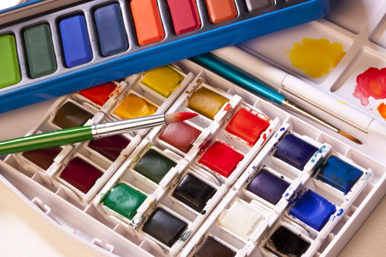 The Best Watercolors Paints Be It On A Budget Or Looking For