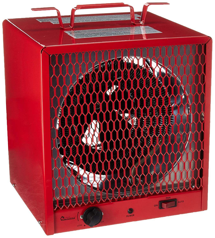 Dr infrared heater dr988 garage shop 208240v 4800