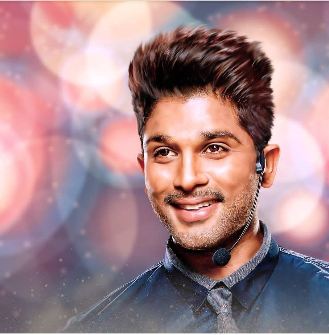 vikku ❤ | ___ ((stylish allu arjun)) ___ in 2019 | allu