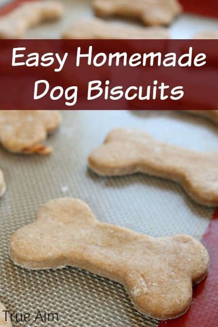 Simple Homemade Dog Biscuit Recipe Dog Biscuit Recipes Dog