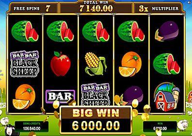 Bar Bar Black Sheep Slots Game No Download
